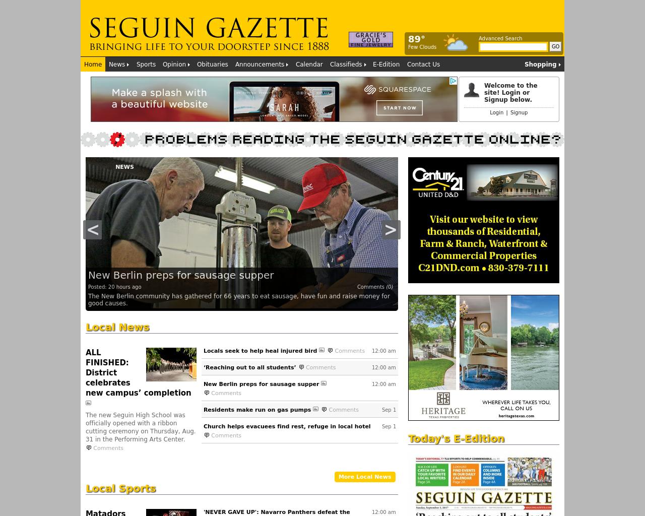 Seguin-Gazette-Advertising-Reviews-Pricing