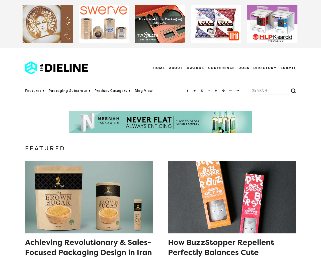 The-Dieline-Advertising-Reviews-Pricing