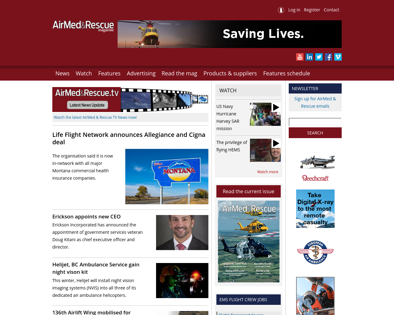 AirMed&Rescue-Advertising-Reviews-Pricing