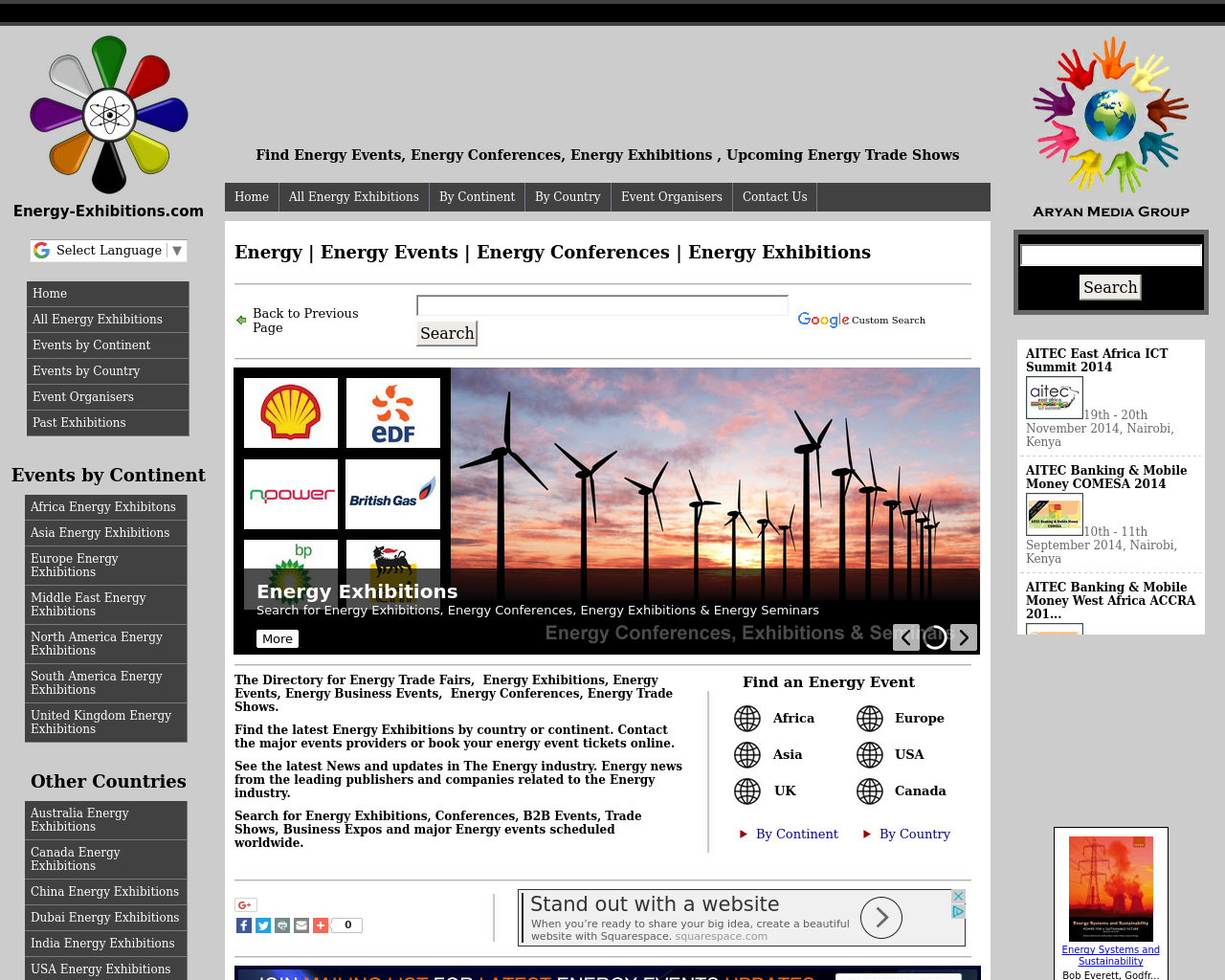 Energy-Exhibitions.com-Advertising-Reviews-Pricing