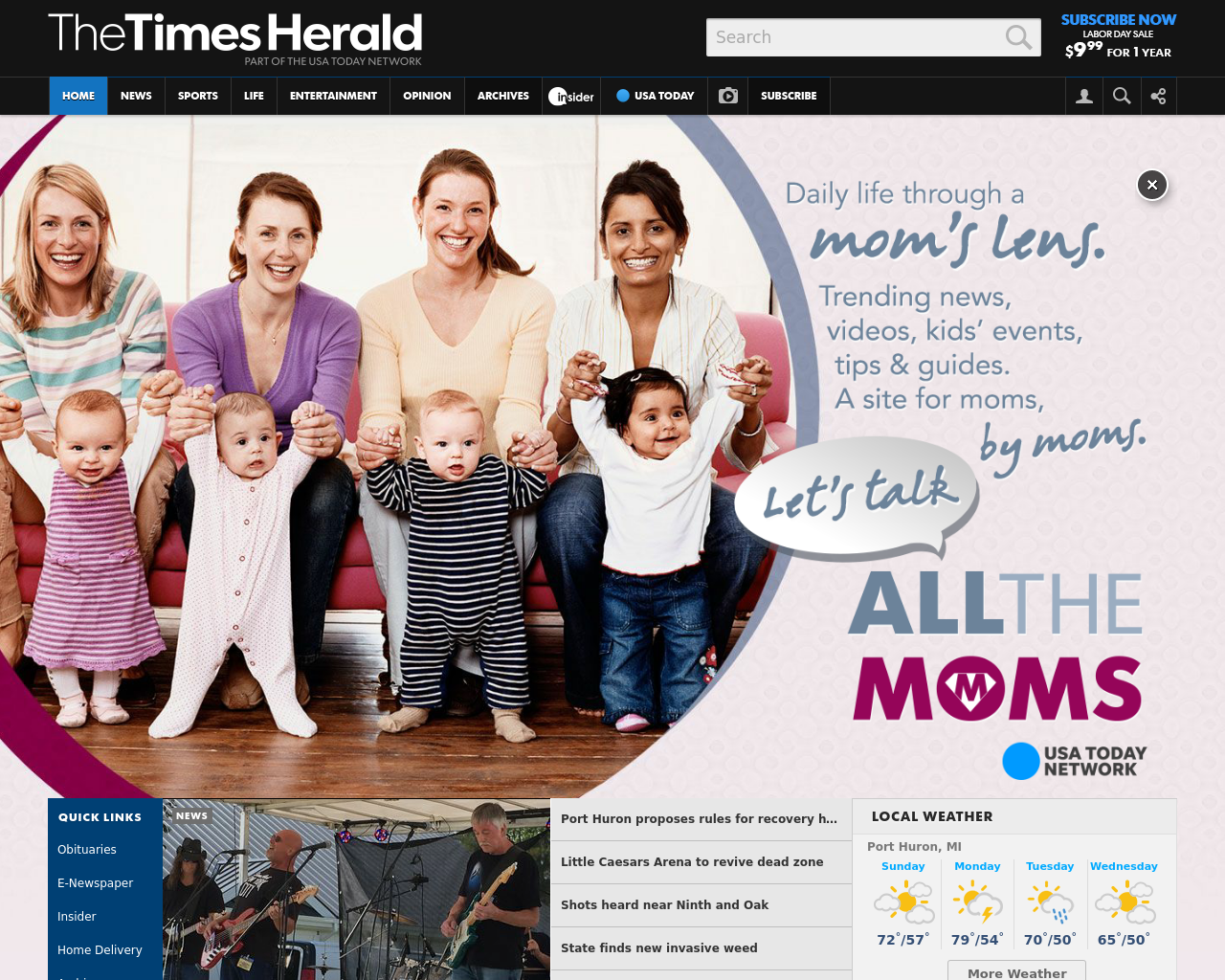 The-Times-Herald-Advertising-Reviews-Pricing