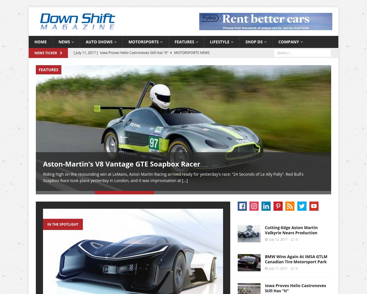 Downshiftmagazine.com-Advertising-Reviews-Pricing