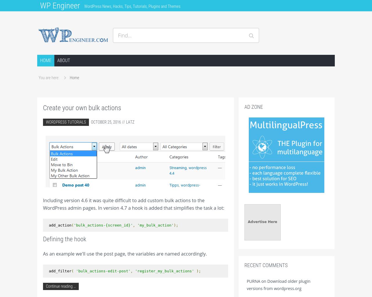 Wpengineer.com-Advertising-Reviews-Pricing