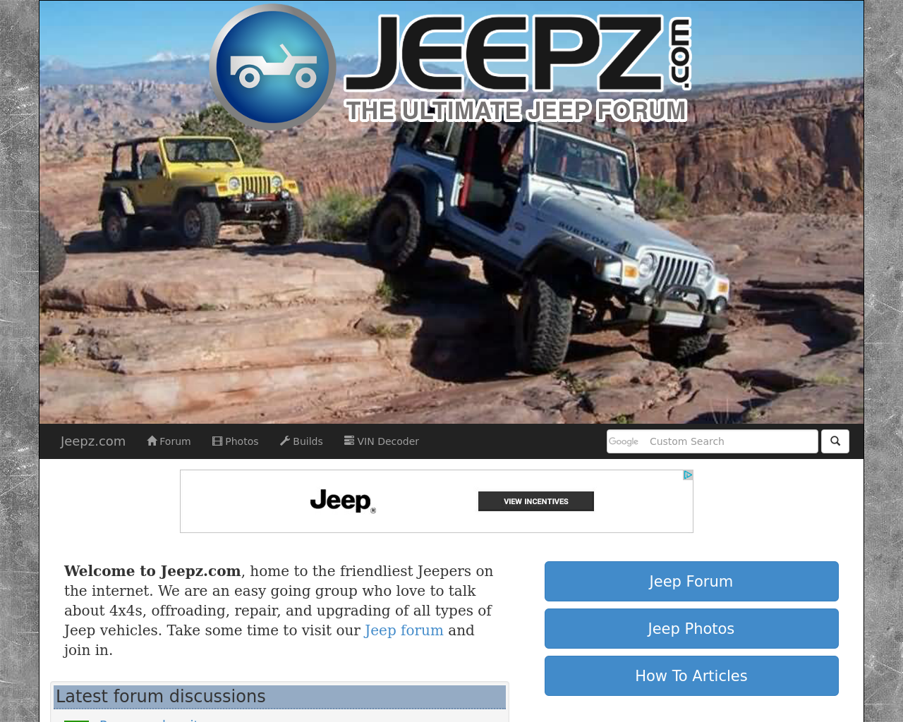 Jeepz.com---Jeep-Forum-Advertising-Reviews-Pricing