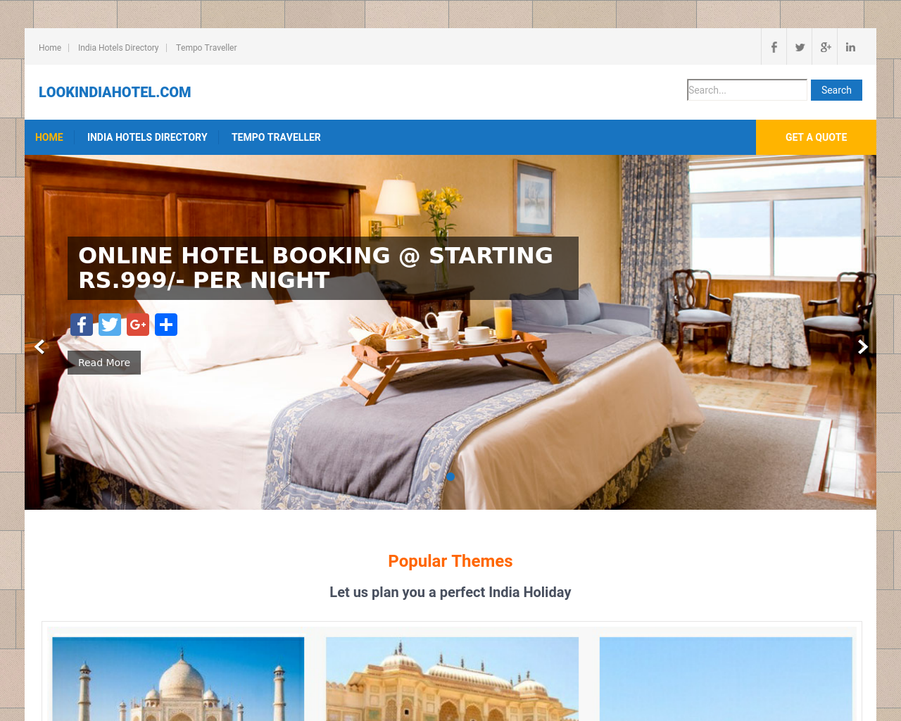 LookIndiaHotel.com-Advertising-Reviews-Pricing
