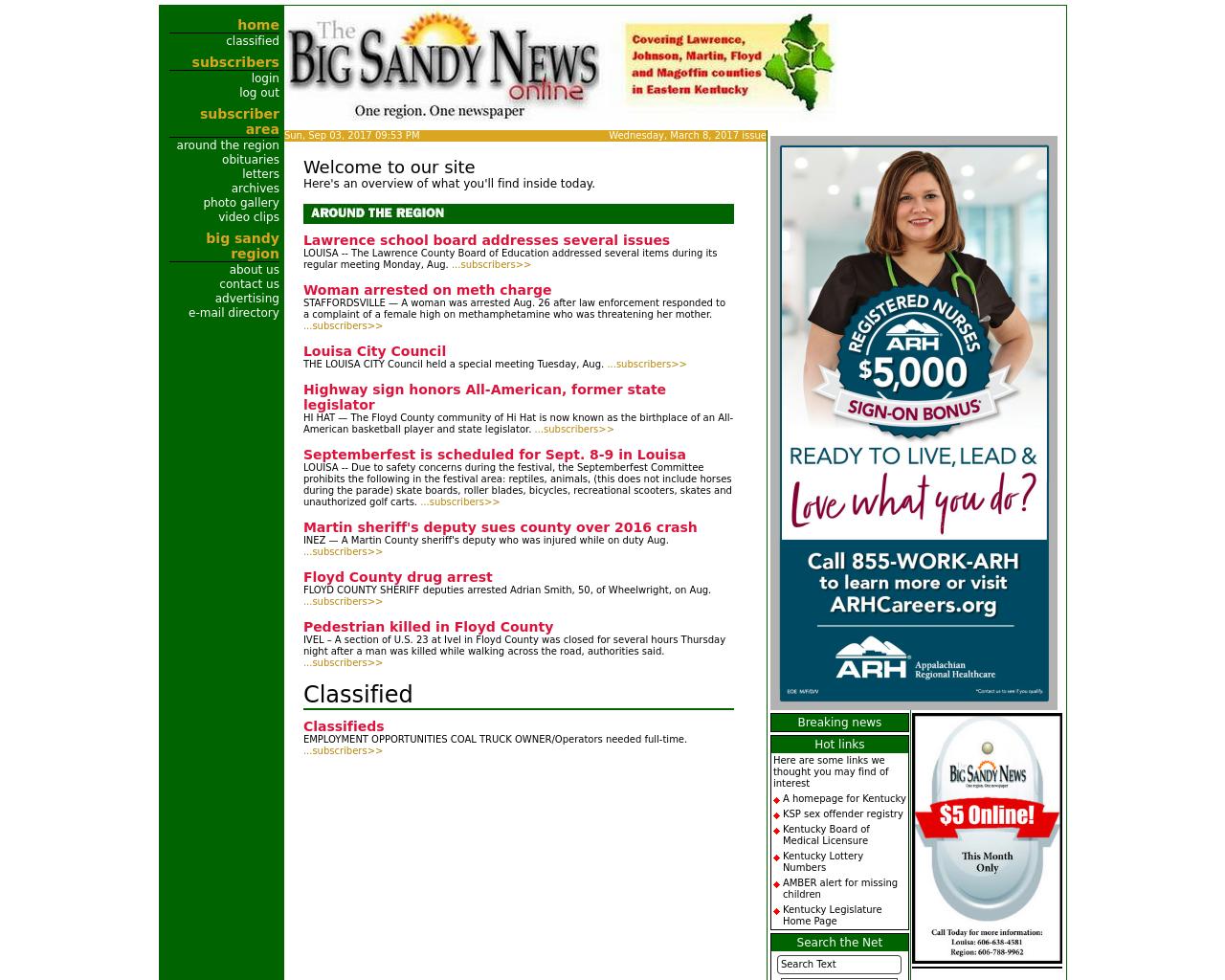 Big-Sandy-News-Advertising-Reviews-Pricing