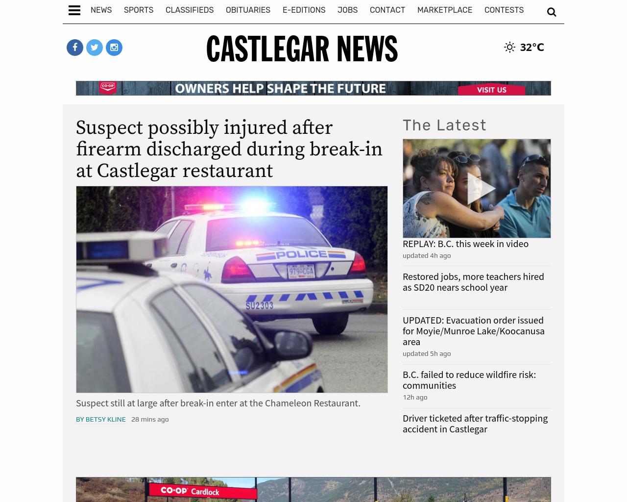 Castlegar-News-Advertising-Reviews-Pricing