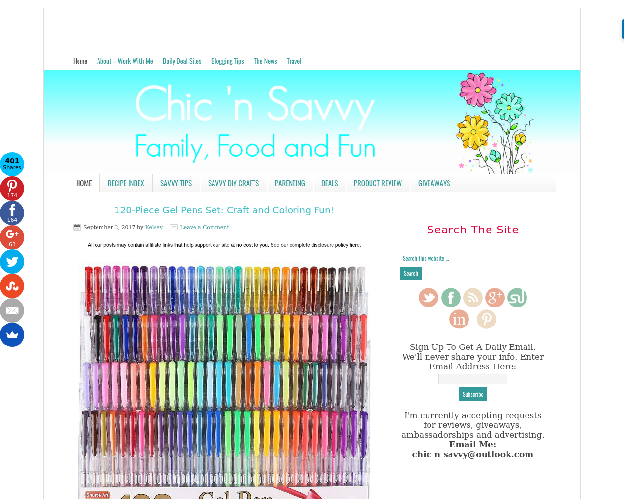 Chicnsavvy-Review's-Advertising-Reviews-Pricing