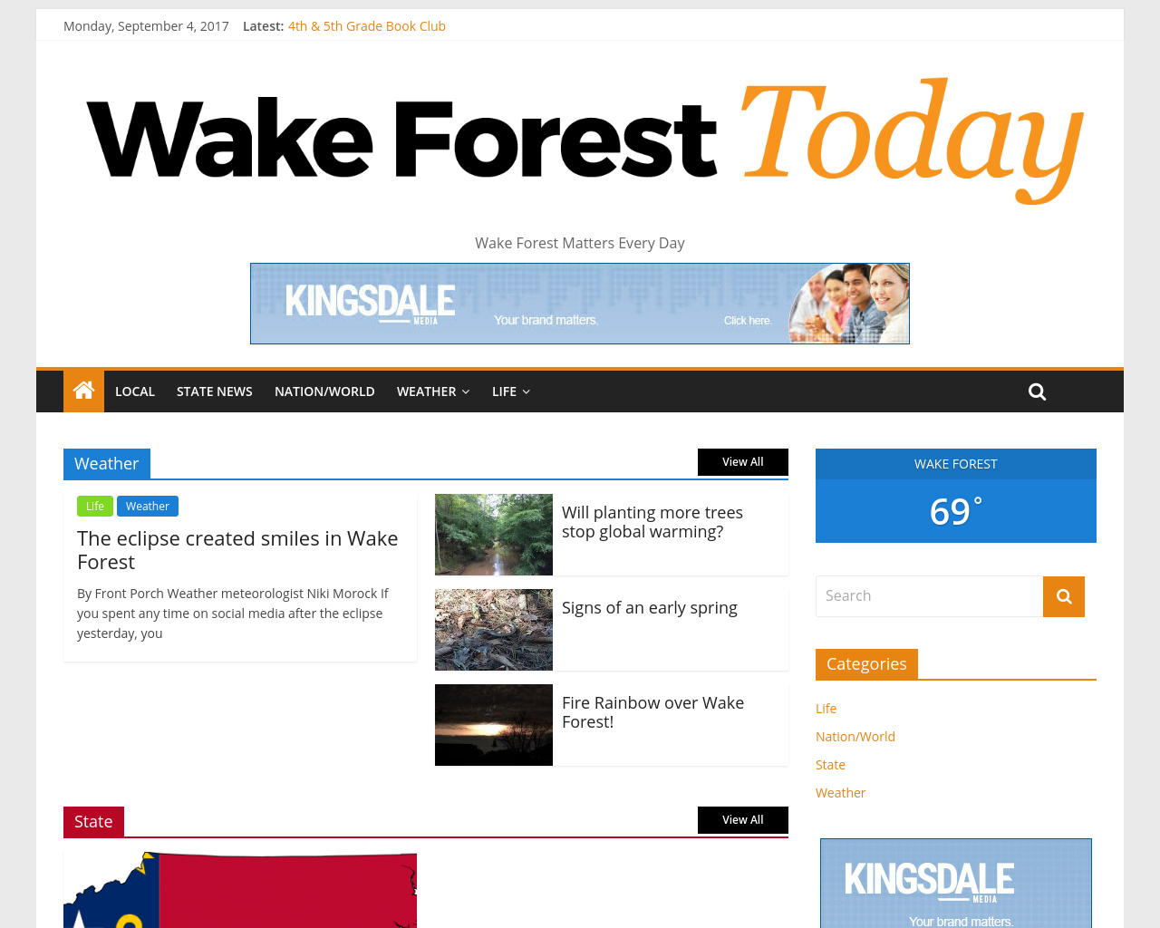 Wake-Forest-Today-Advertising-Reviews-Pricing