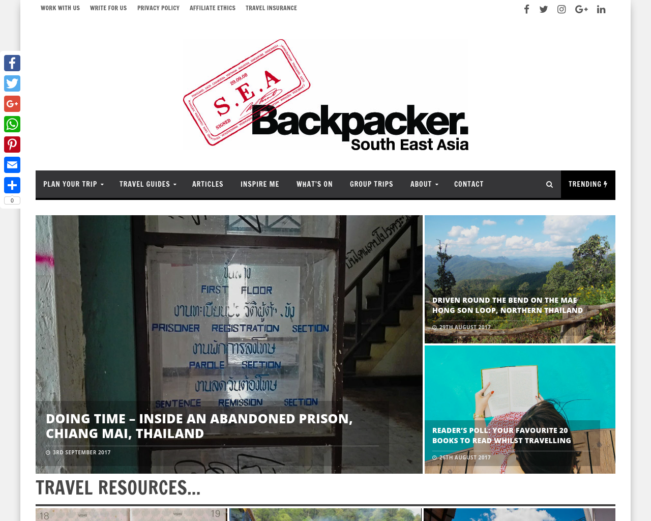 South-East-Asia-Backpacker-Advertising-Reviews-Pricing