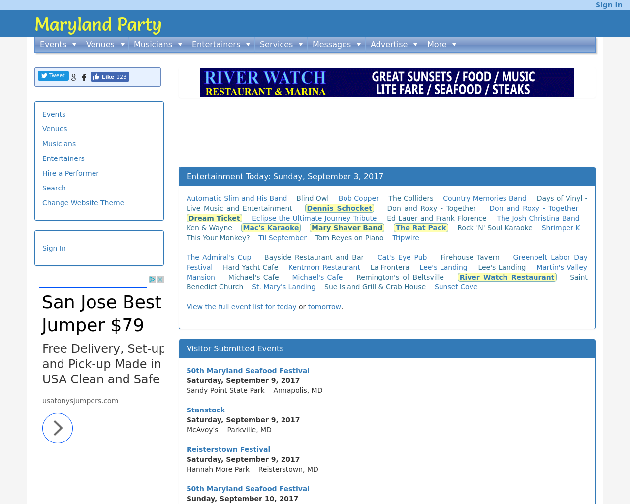 Maryland-Party-Advertising-Reviews-Pricing