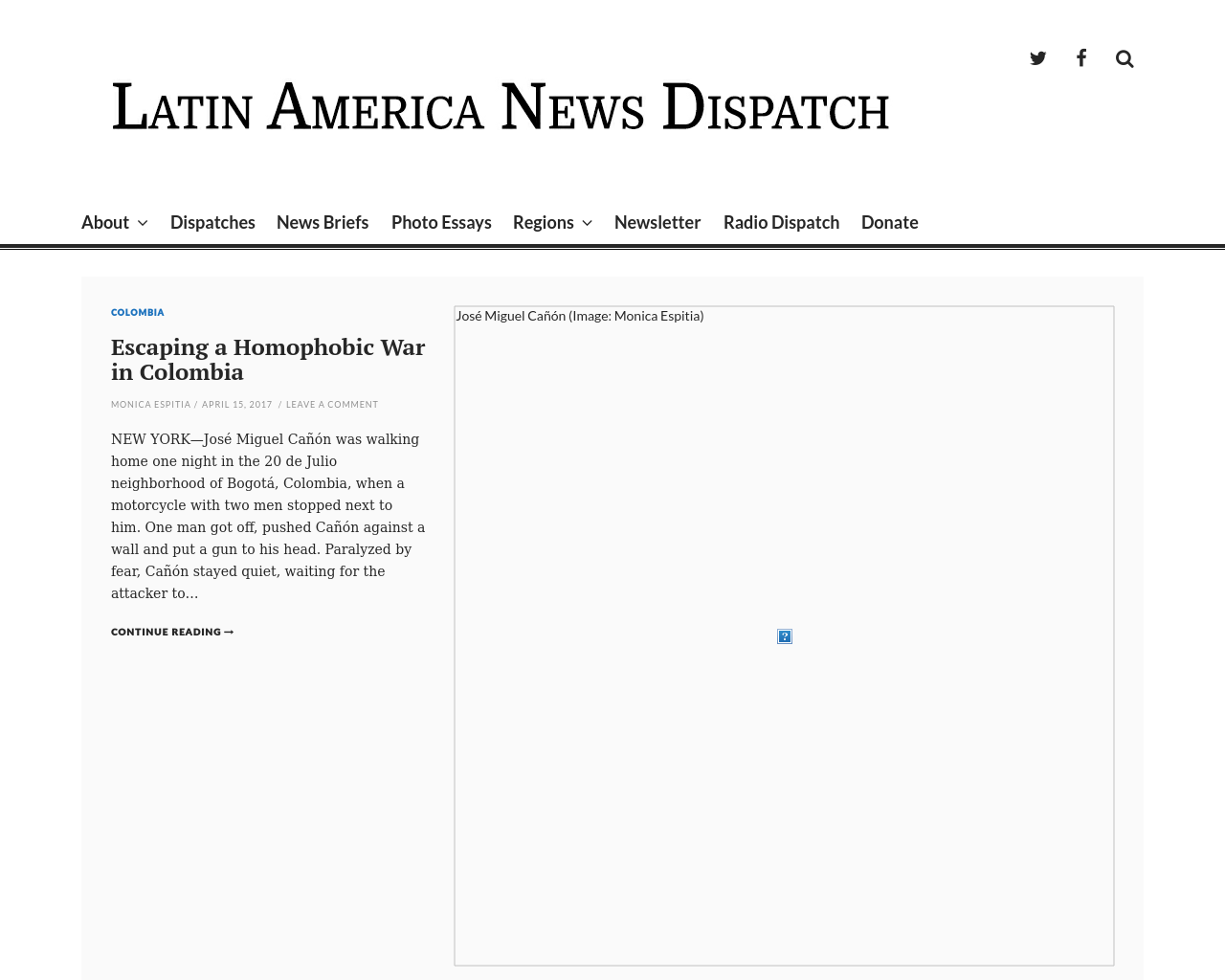 Latin-America-News-Dispatch-Advertising-Reviews-Pricing