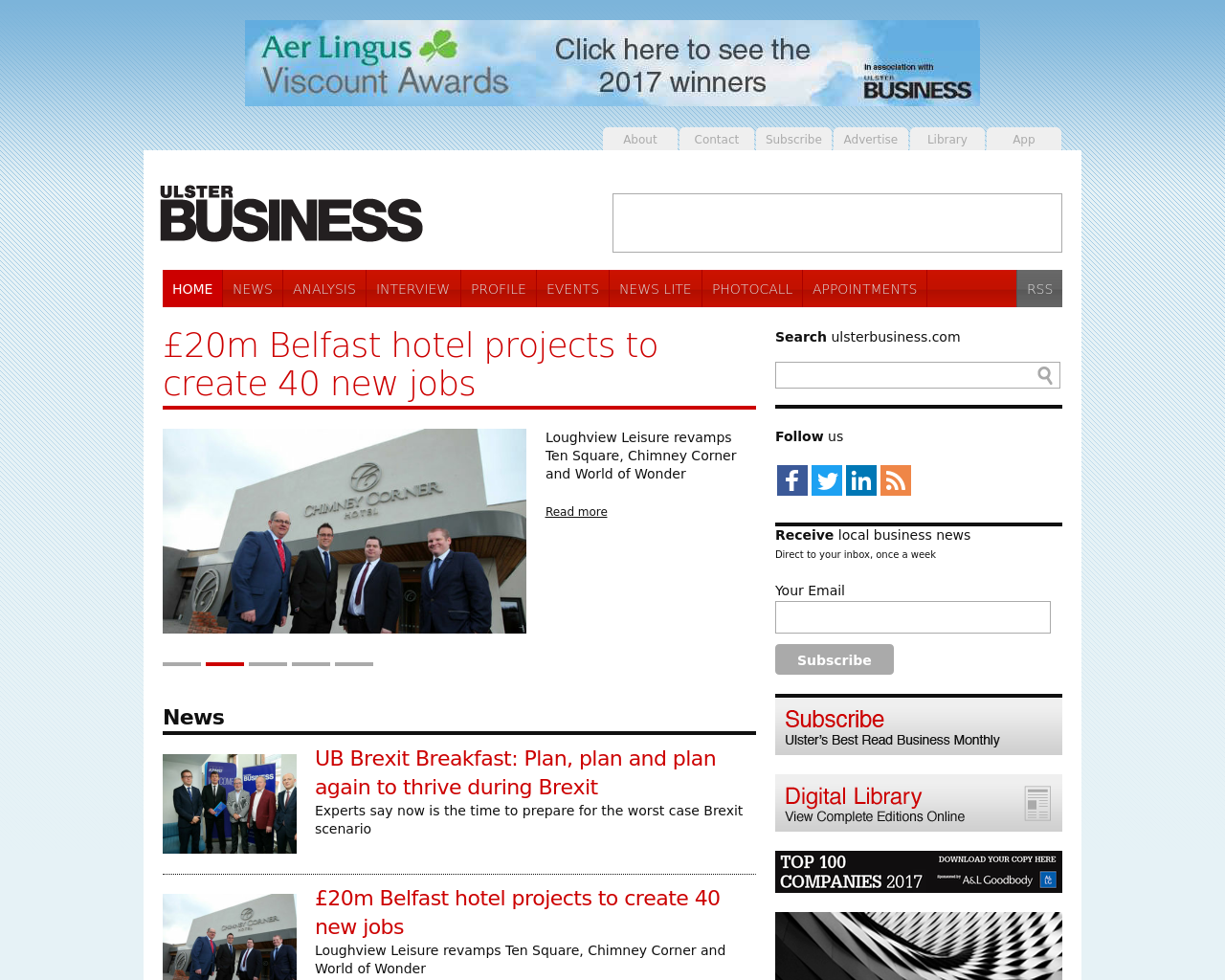 Ulster-Business-Advertising-Reviews-Pricing