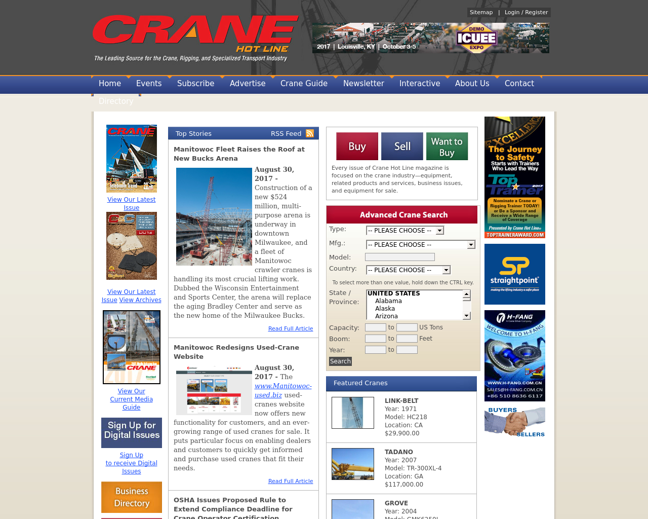 Crane-&-Rigging-Hotline-Advertising-Reviews-Pricing