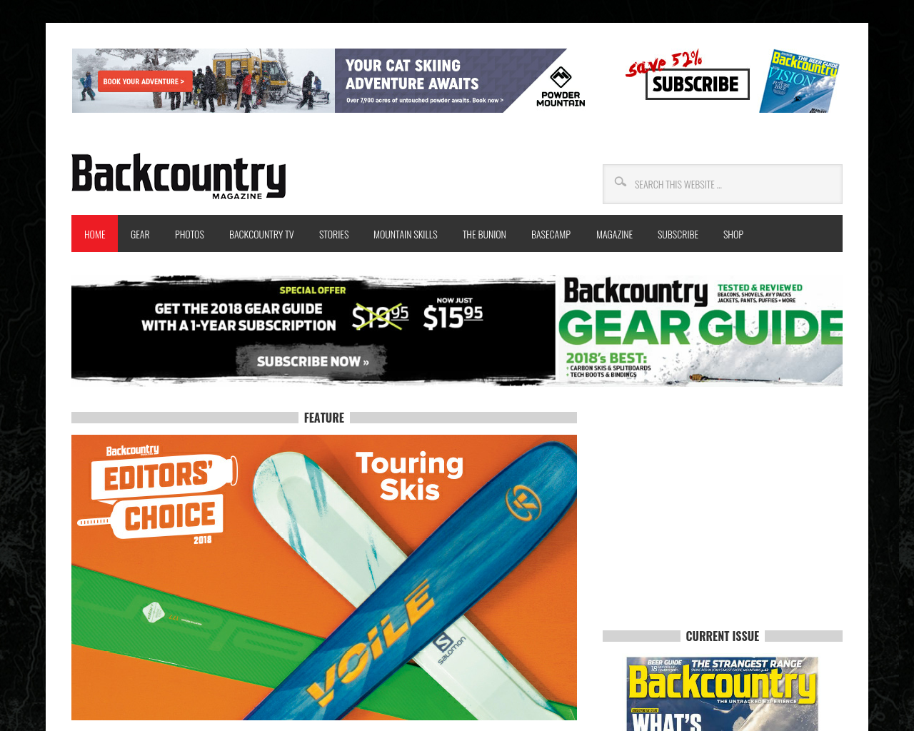 Backcountry-Magazine-Advertising-Reviews-Pricing