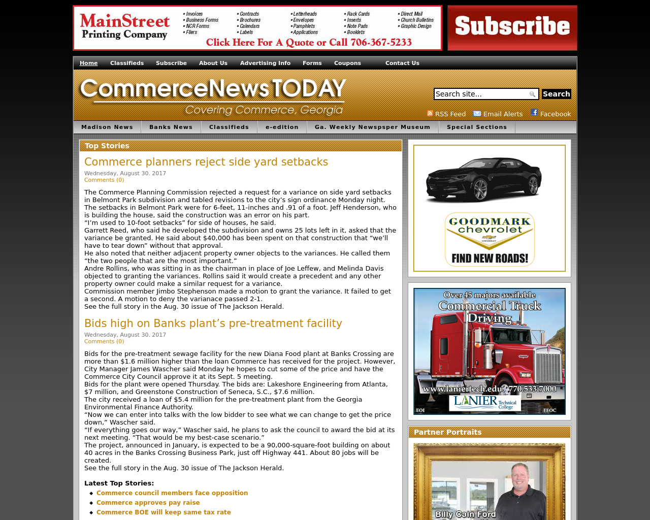 Commerce-News-Today-Advertising-Reviews-Pricing