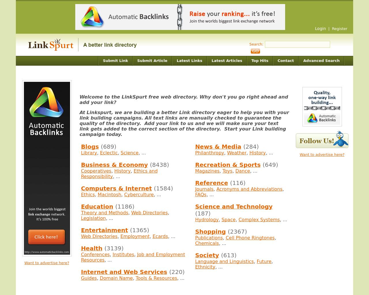 LinkSpurt-Advertising-Reviews-Pricing
