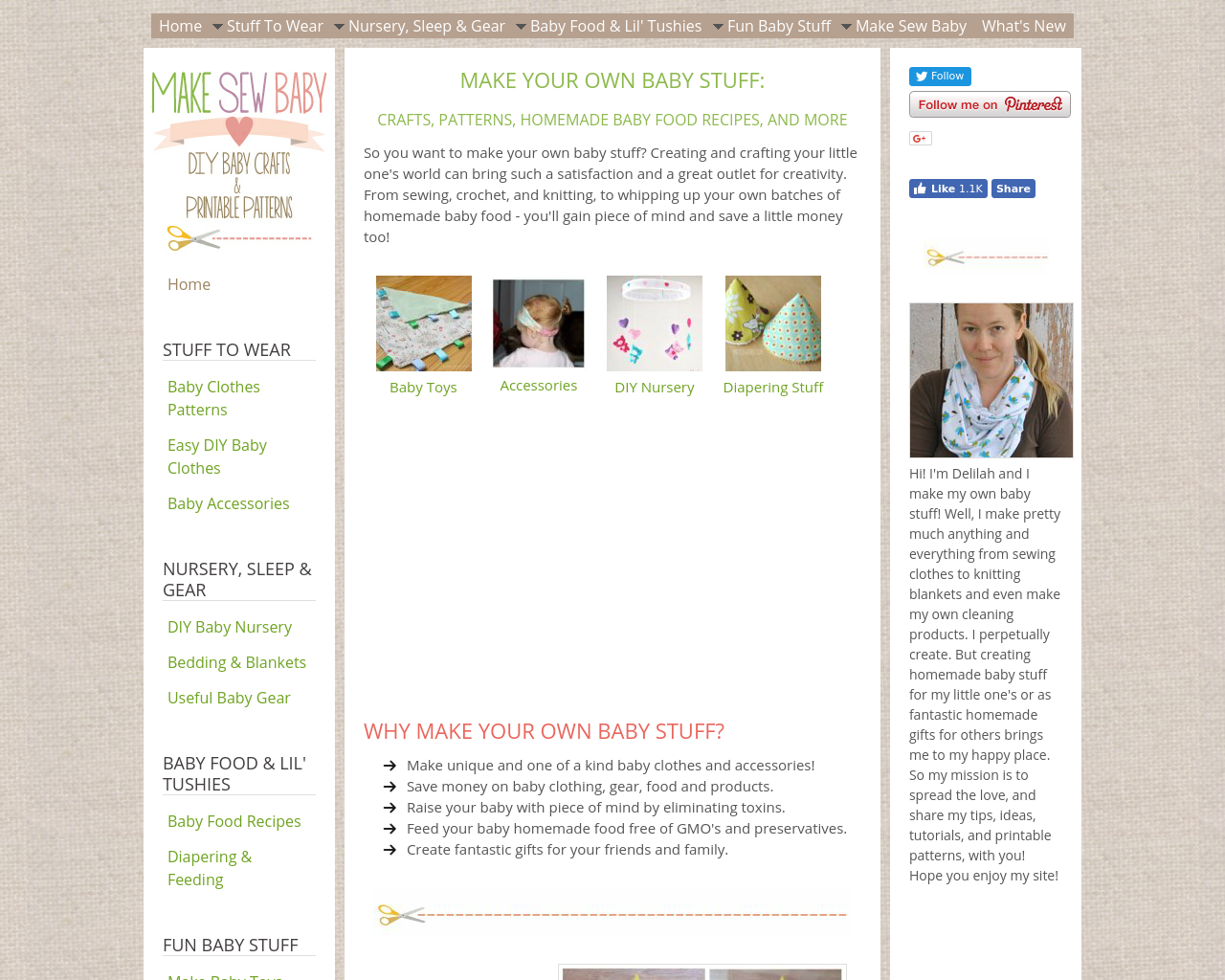 Make-Sew-Baby-Advertising-Reviews-Pricing