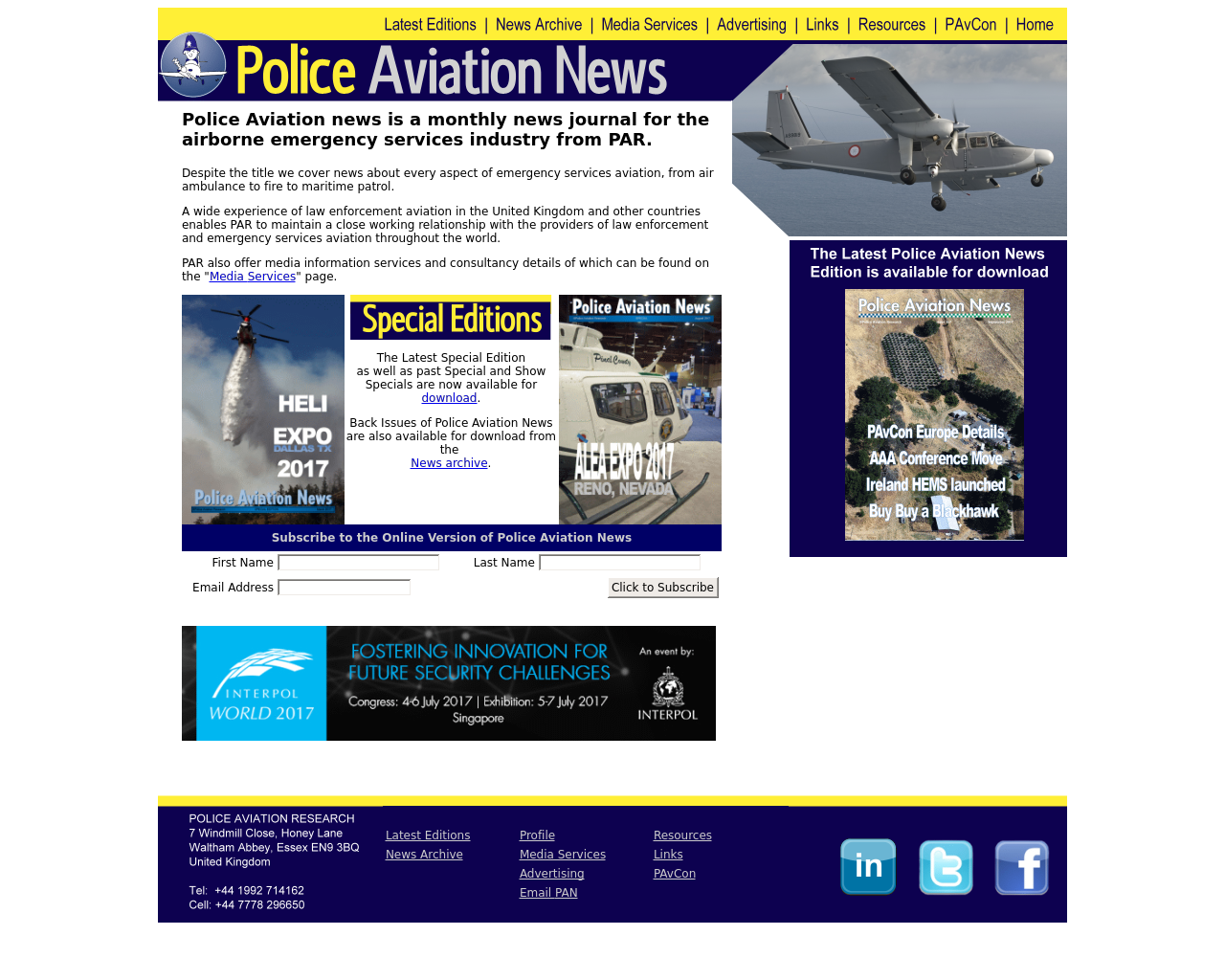 Police-Aviation-News-Advertising-Reviews-Pricing