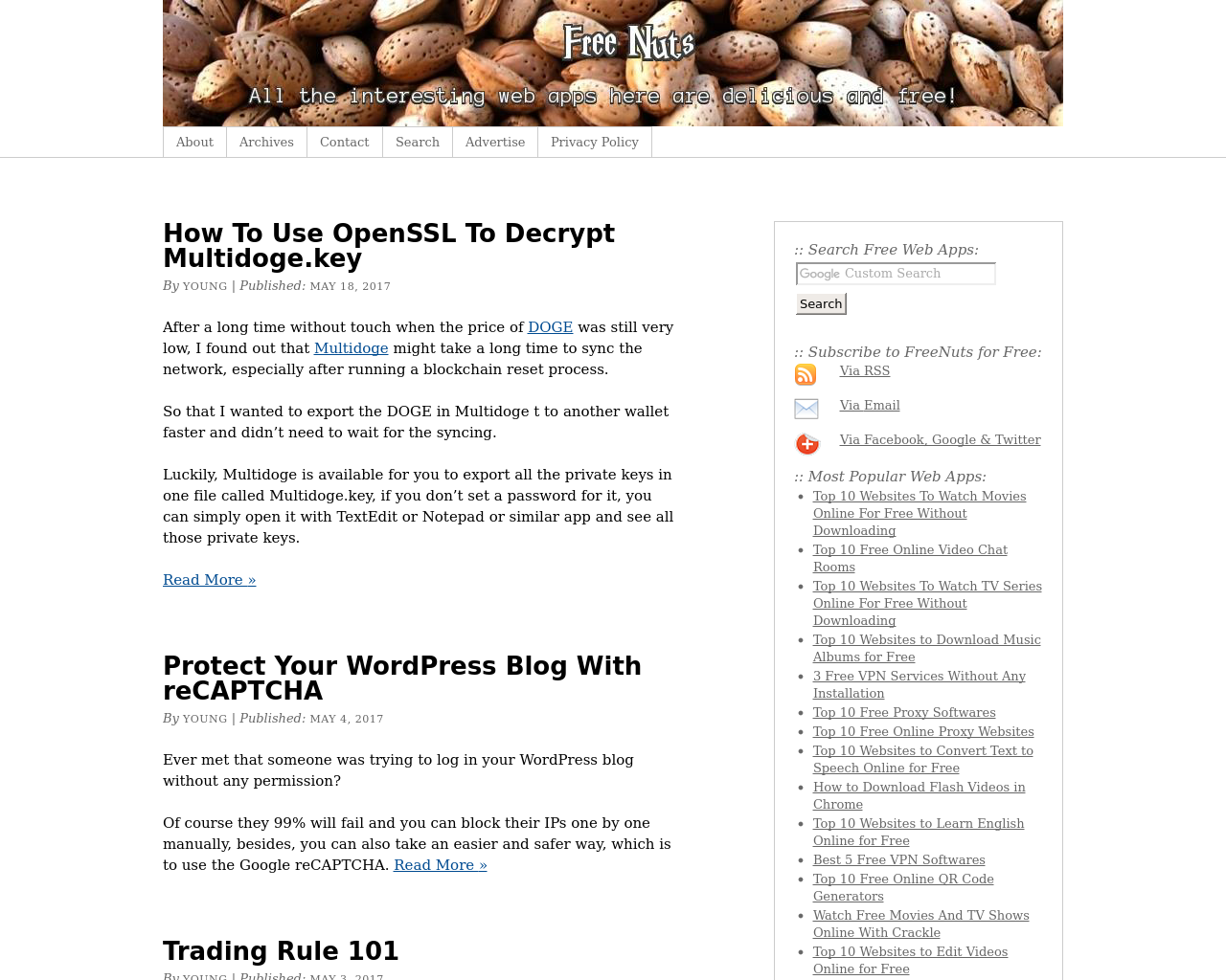 Freenuts-Advertising-Reviews-Pricing