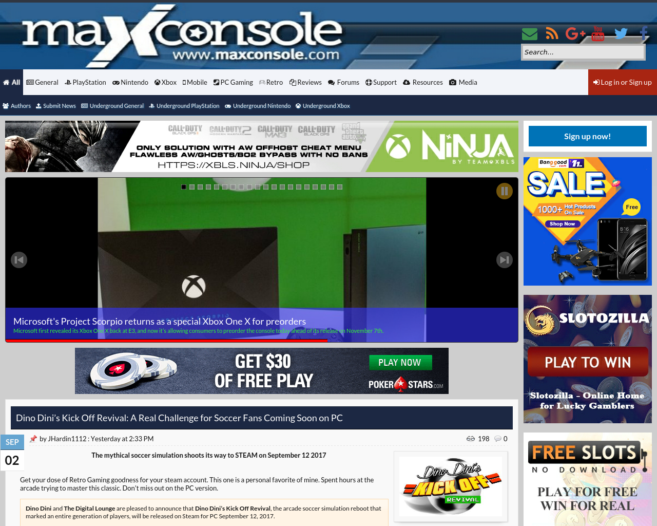 Maxconsole.com-Advertising-Reviews-Pricing