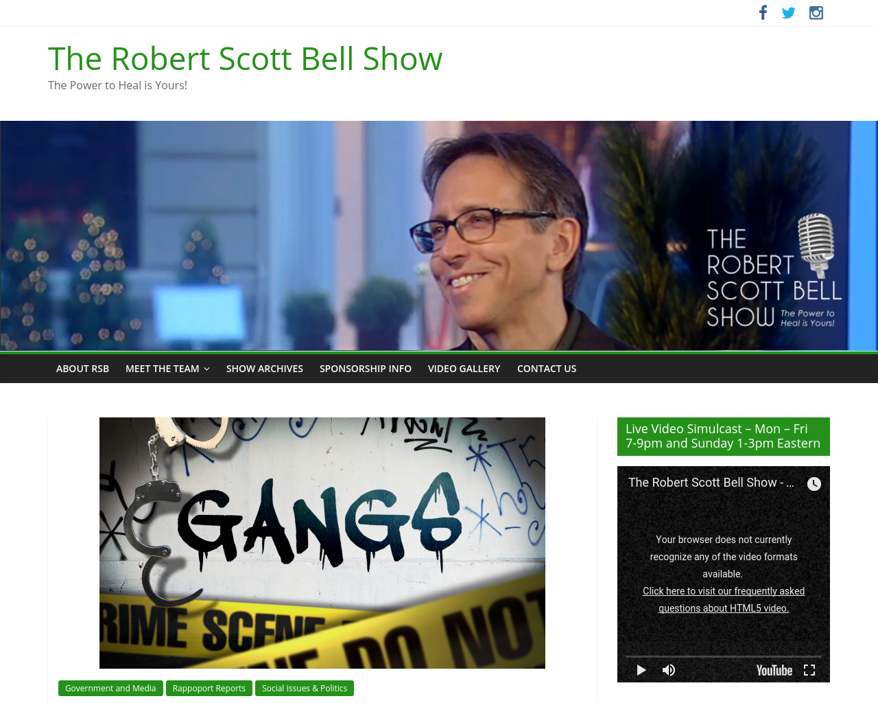The-Robert-Scott-Bell-Show-Advertising-Reviews-Pricing