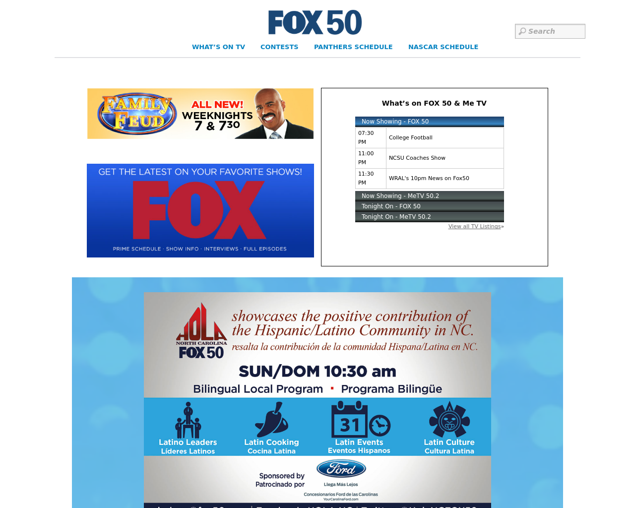 FOX-50-Advertising-Reviews-Pricing