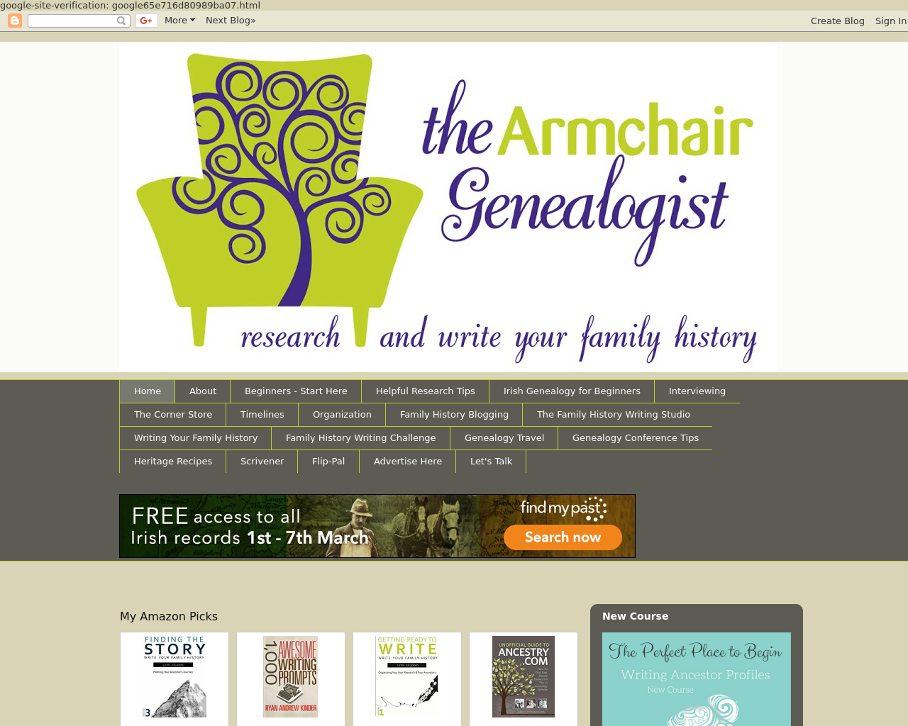 The-Armchair-Genealogist-Advertising-Reviews-Pricing
