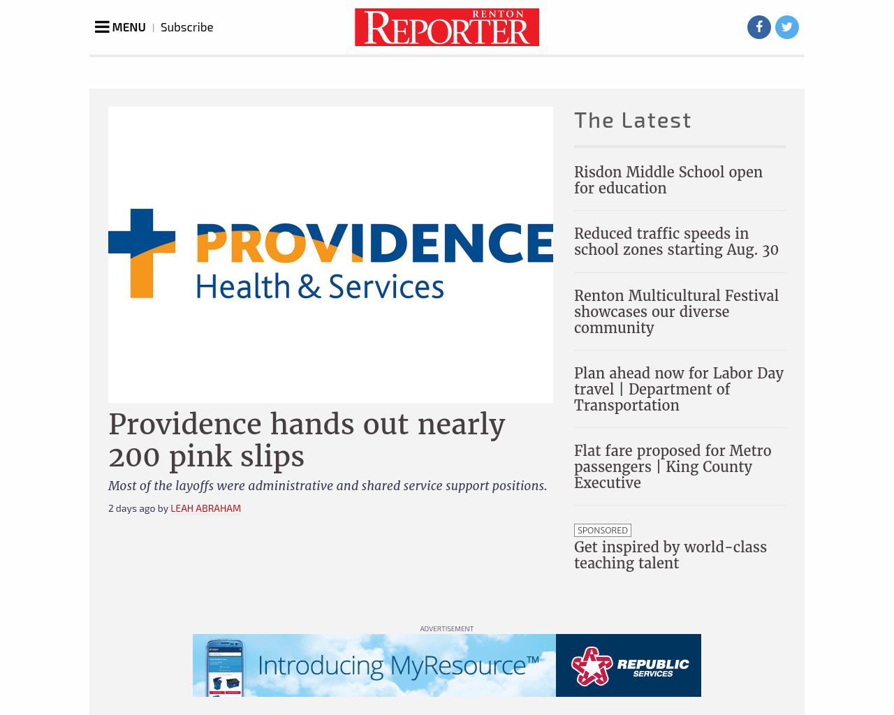Renton-Reporter-Advertising-Reviews-Pricing