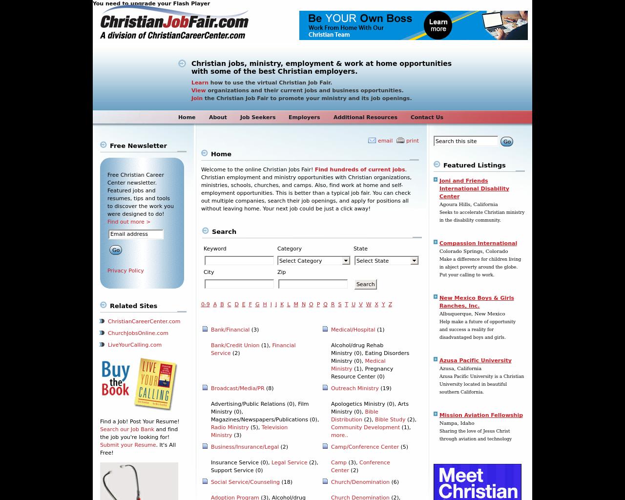 Christian-Job-Fair-Advertising-Reviews-Pricing