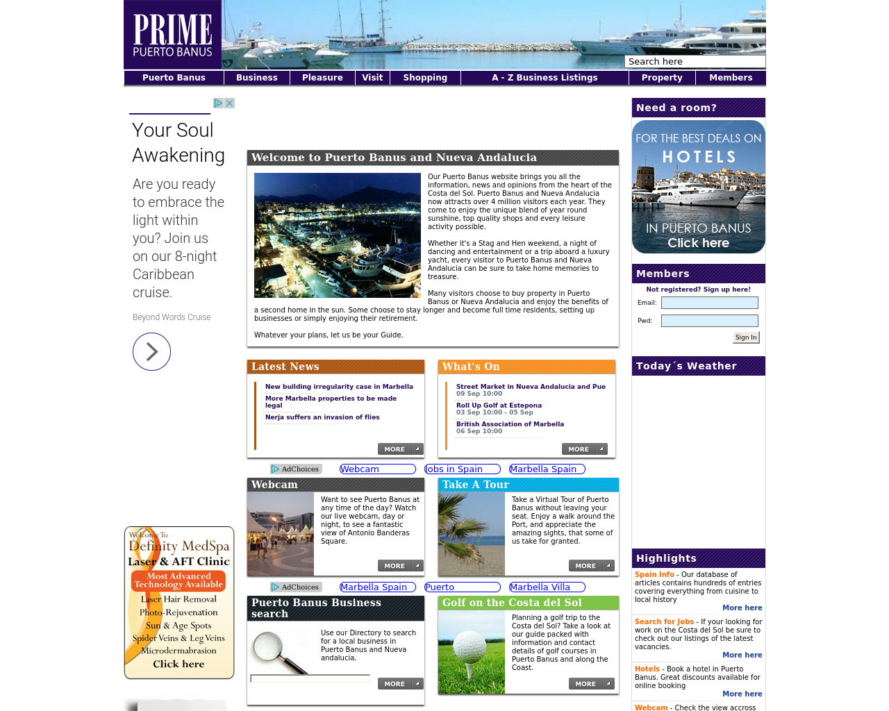 Prime-Puerto-Banus-Advertising-Reviews-Pricing