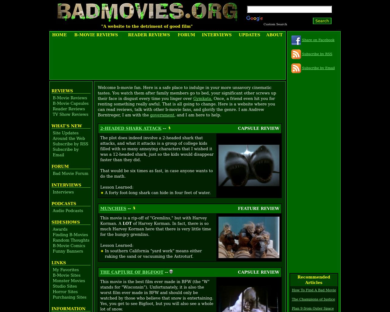 Badmovies.org-Advertising-Reviews-Pricing