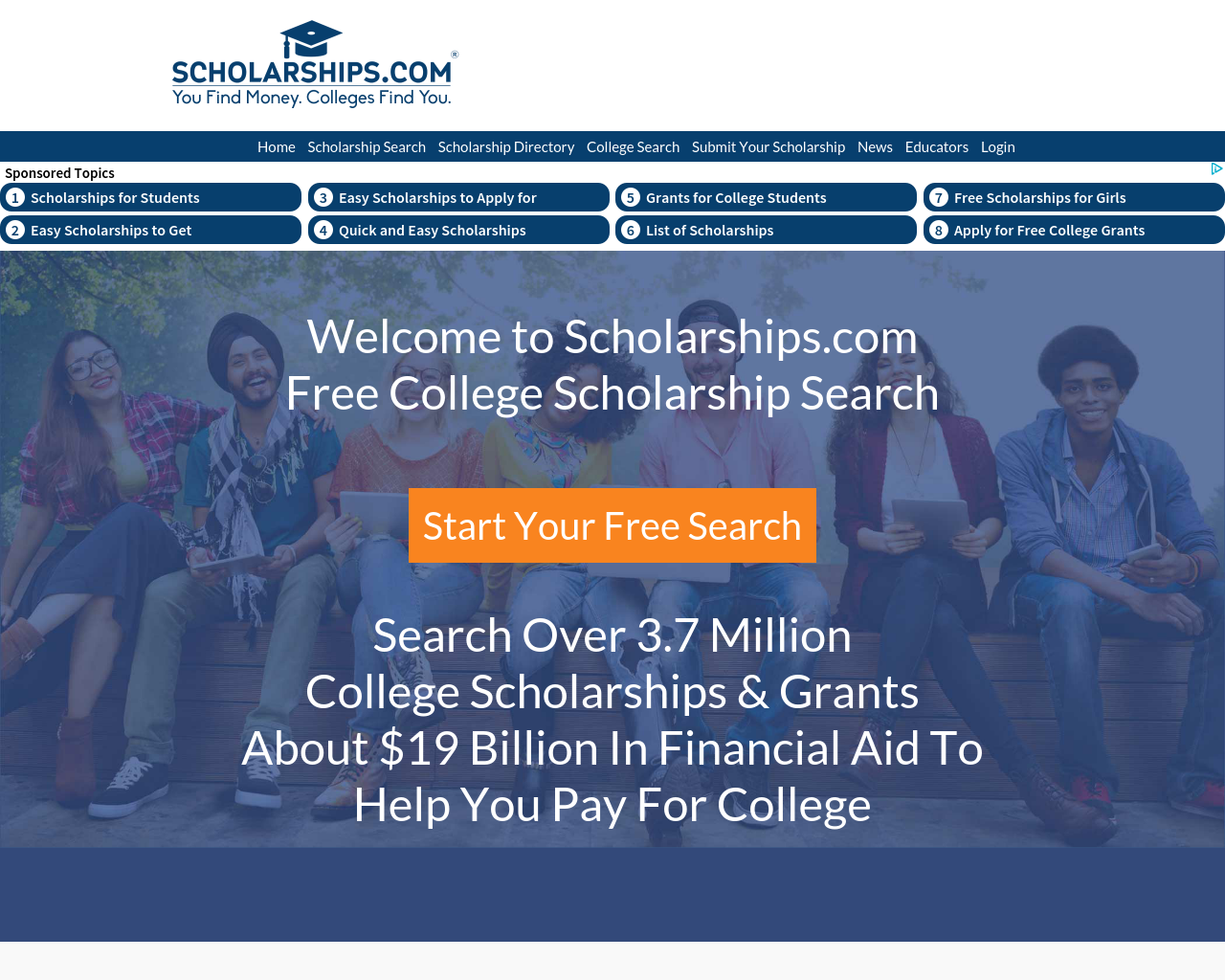 Scholarships-Advertising-Reviews-Pricing