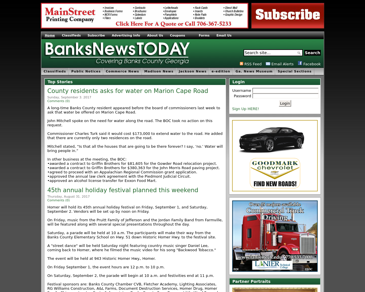 Banks-News-Today-Advertising-Reviews-Pricing