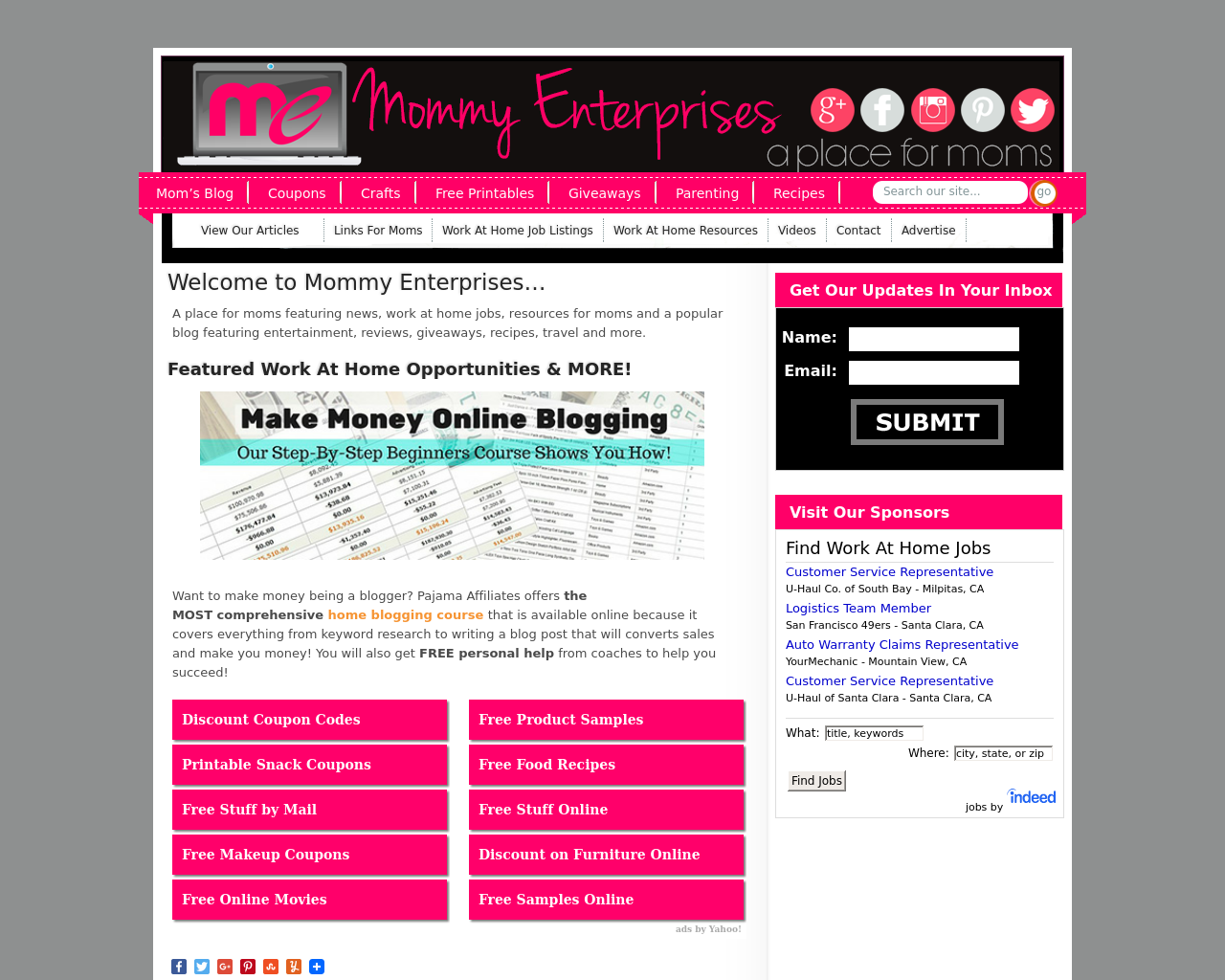 Mommy-Enterprise-Advertising-Reviews-Pricing