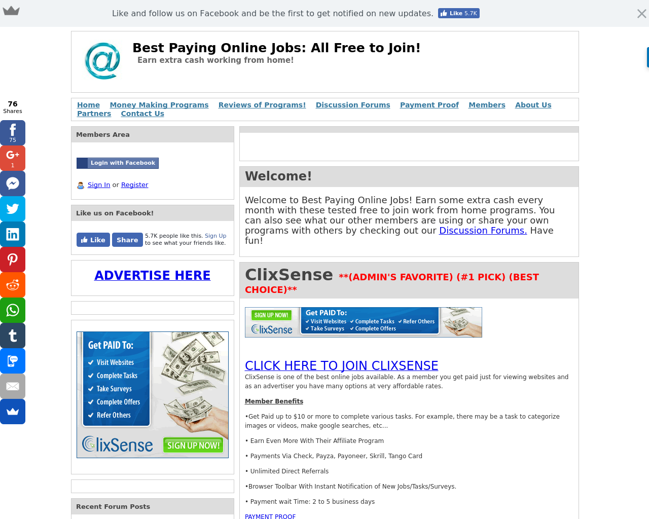 Bestpayingonlinejobs-Advertising-Reviews-Pricing