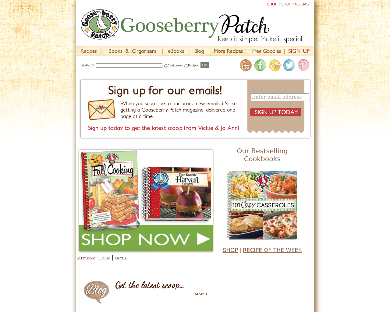 Gooseberry-Patch-Advertising-Reviews-Pricing