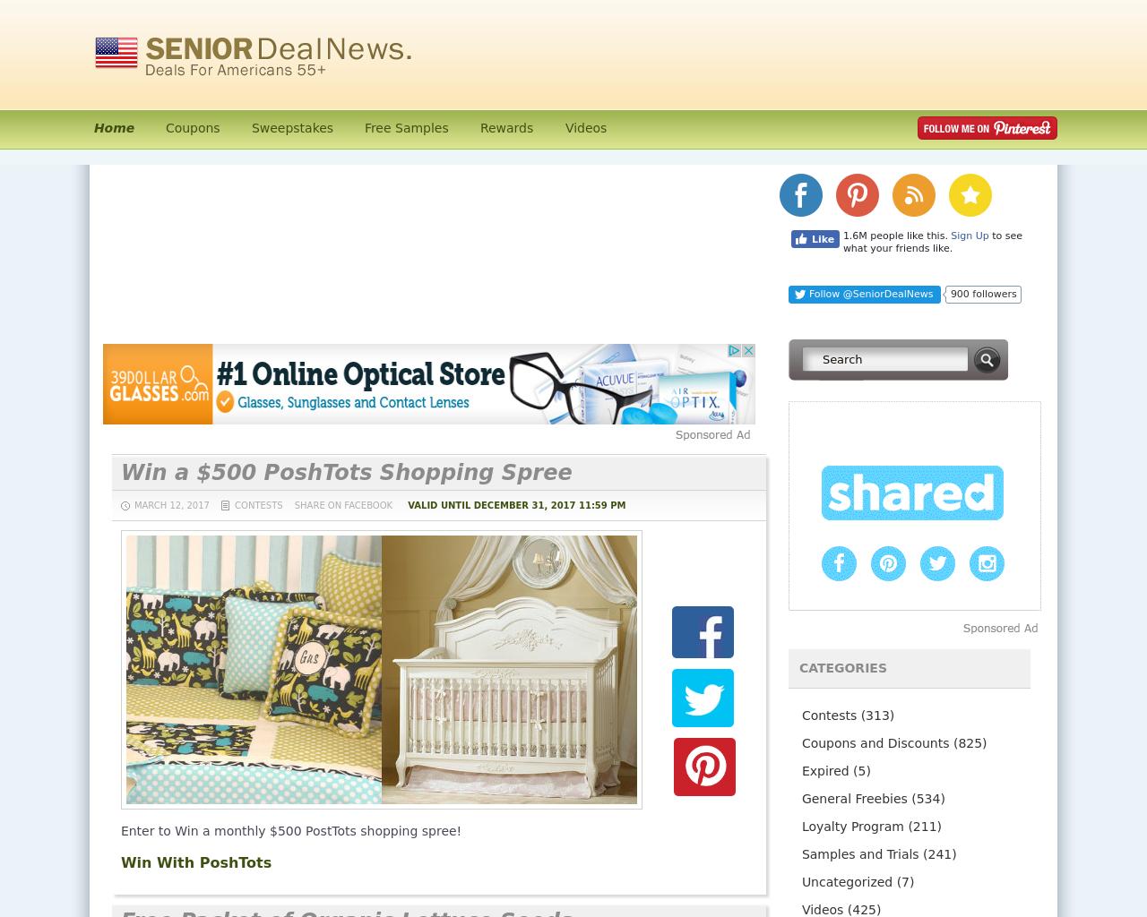 Senior-Deal-News-Advertising-Reviews-Pricing