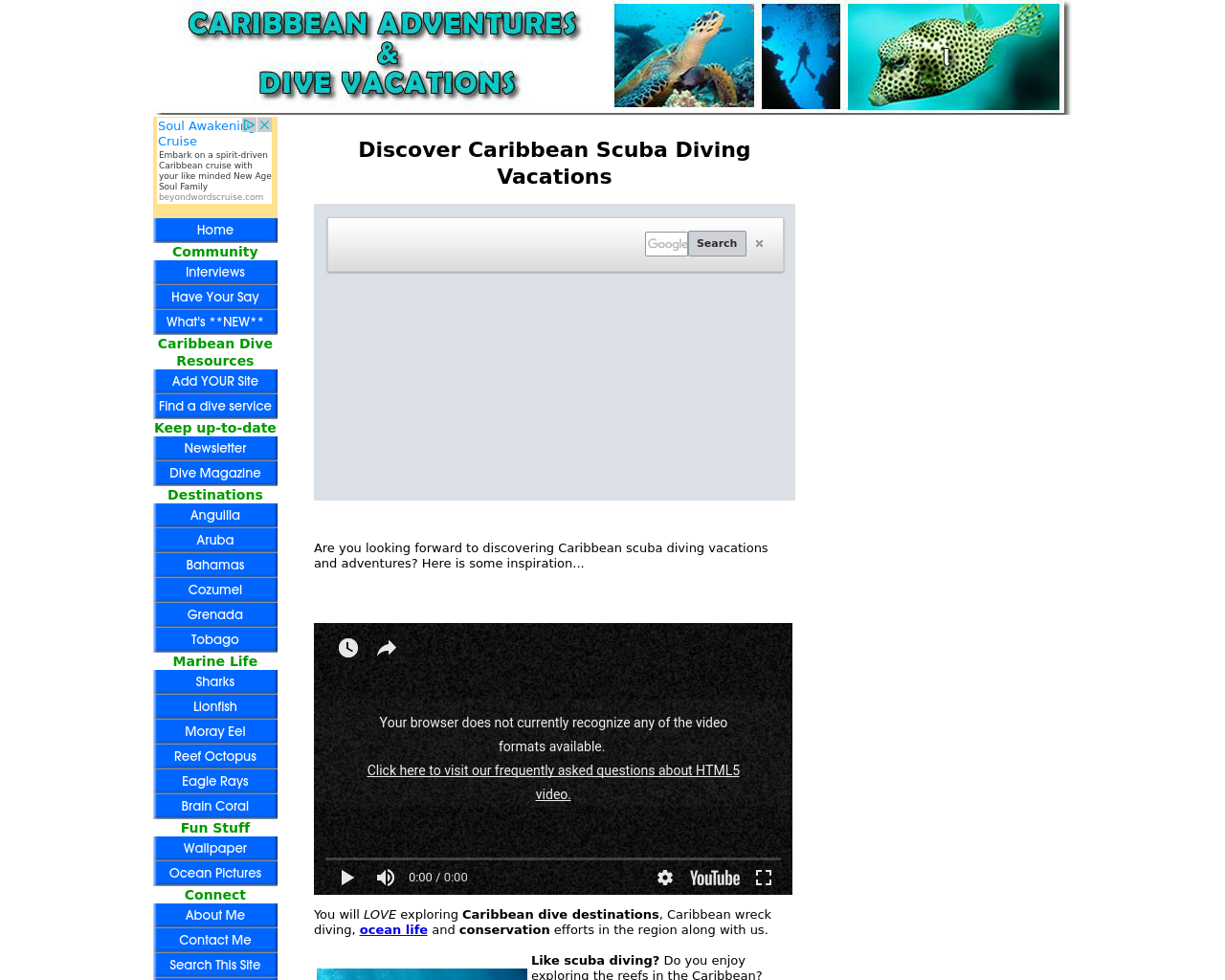 Caribbean-Adventures-&-Dive-Vacations-Advertising-Reviews-Pricing