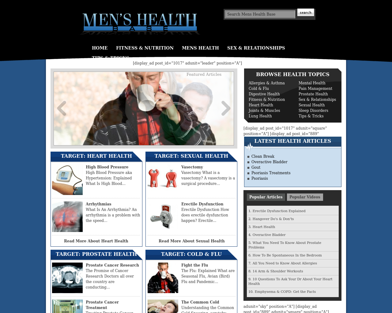 Men's-Health-Base-Advertising-Reviews-Pricing