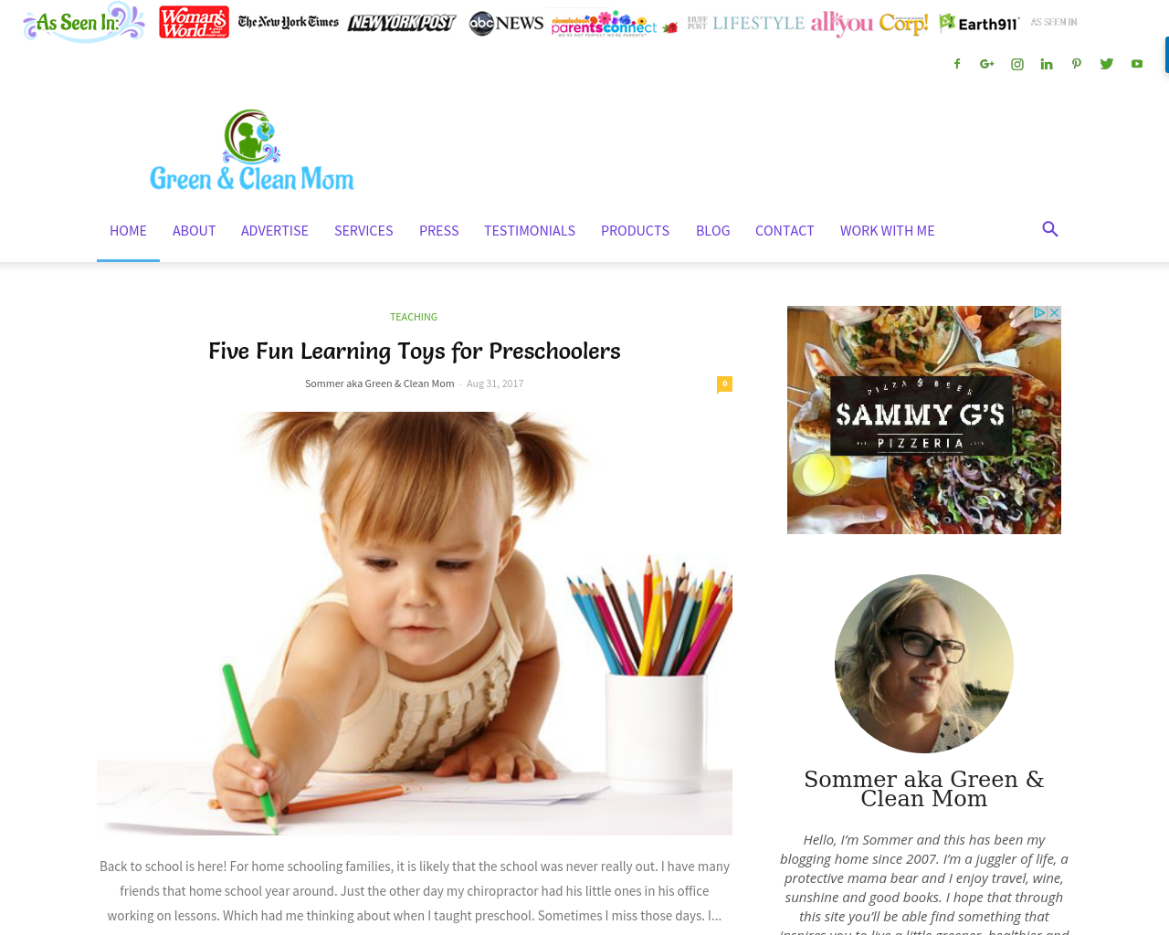 Green-&-Clean-Mom-Advertising-Reviews-Pricing