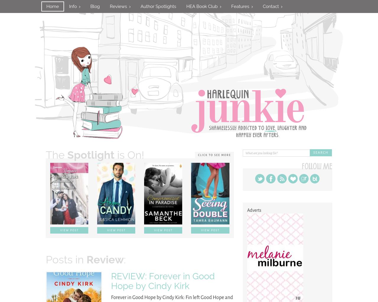 Harlequin-Junkie-Advertising-Reviews-Pricing