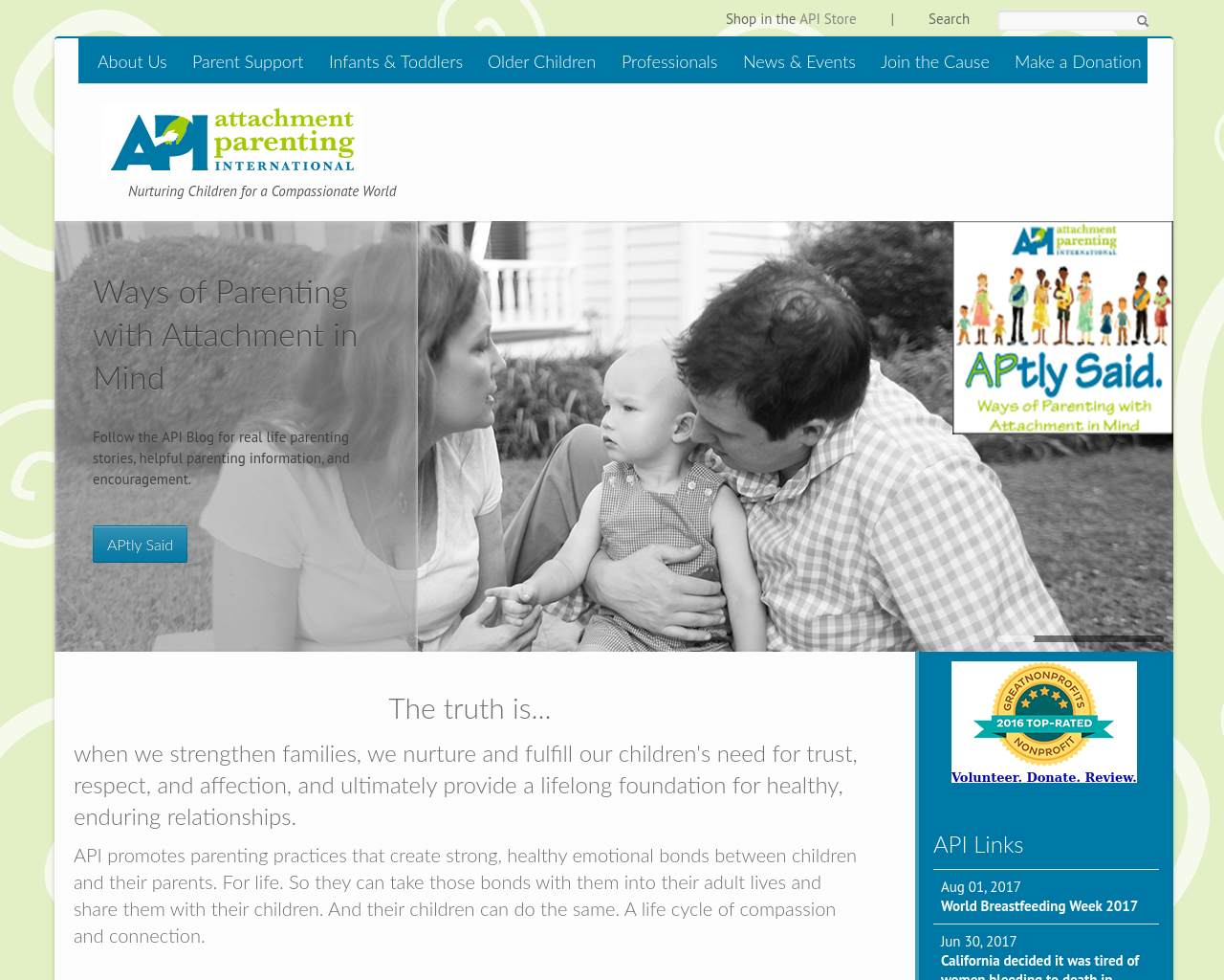 Attachment-Parenting-International-Advertising-Reviews-Pricing
