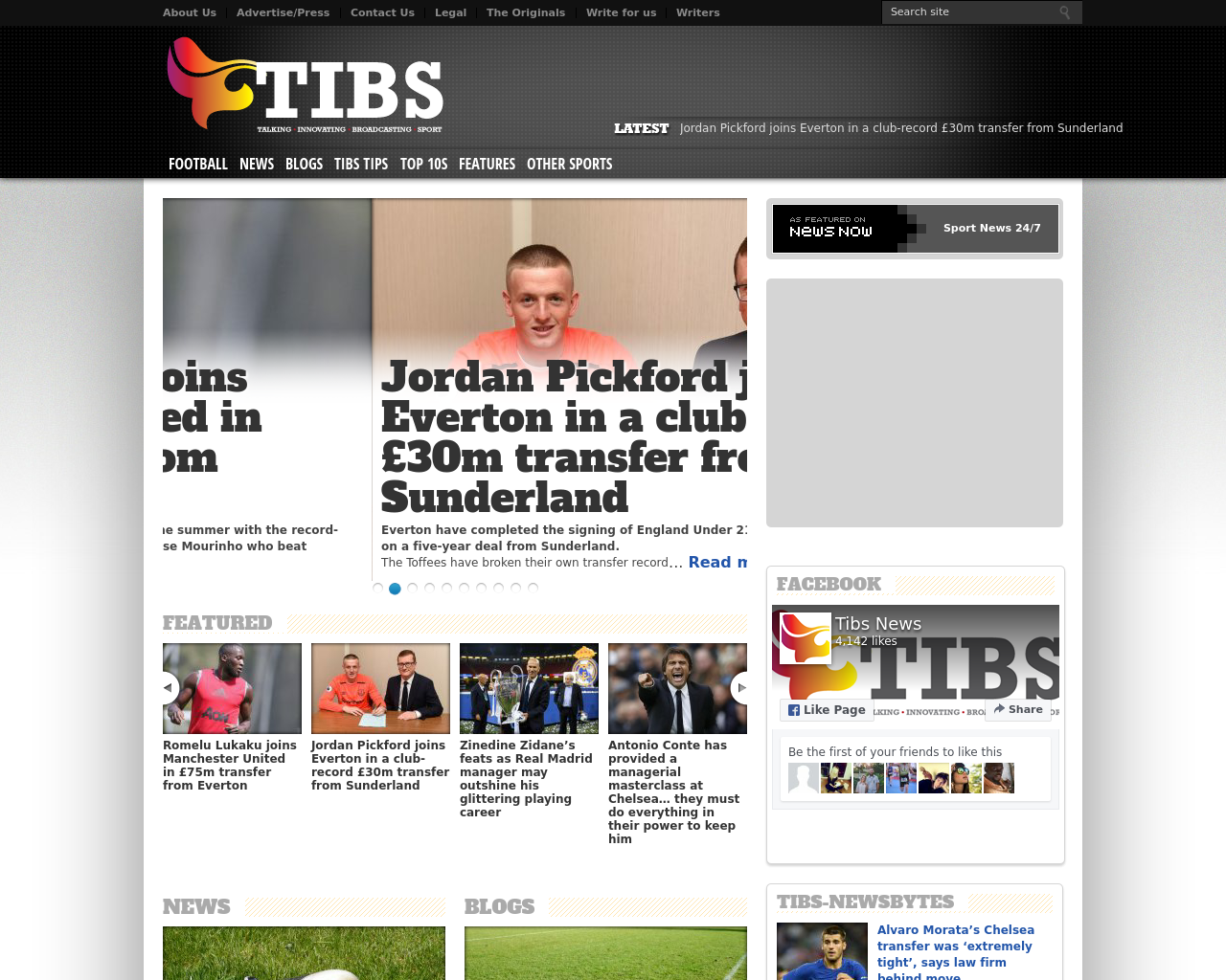 TIBS-Sports-News-Advertising-Reviews-Pricing