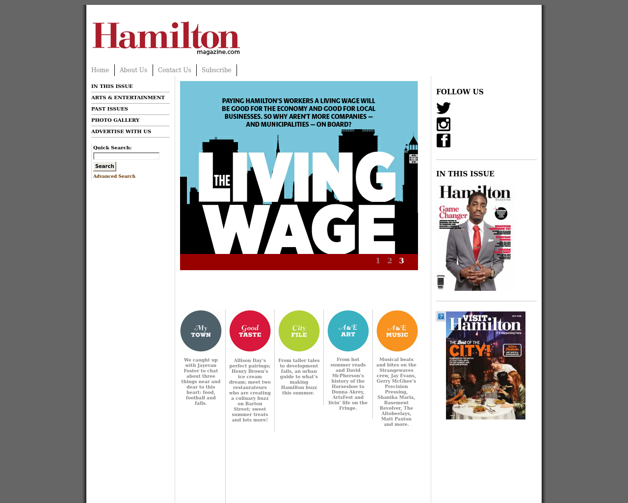 Hamilton-magazine.com-Advertising-Reviews-Pricing