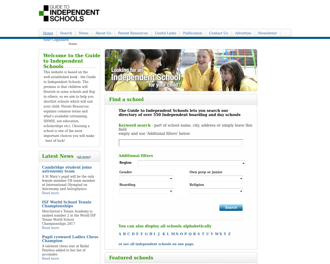 Guide-To-Independent-Schools-Advertising-Reviews-Pricing