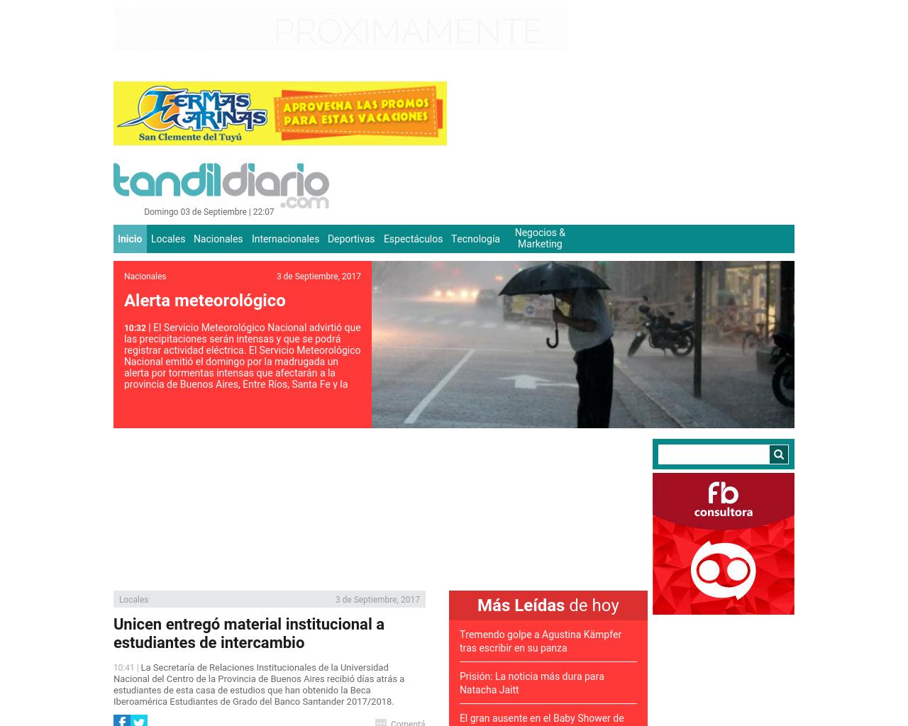 tandildiario.com-Advertising-Reviews-Pricing
