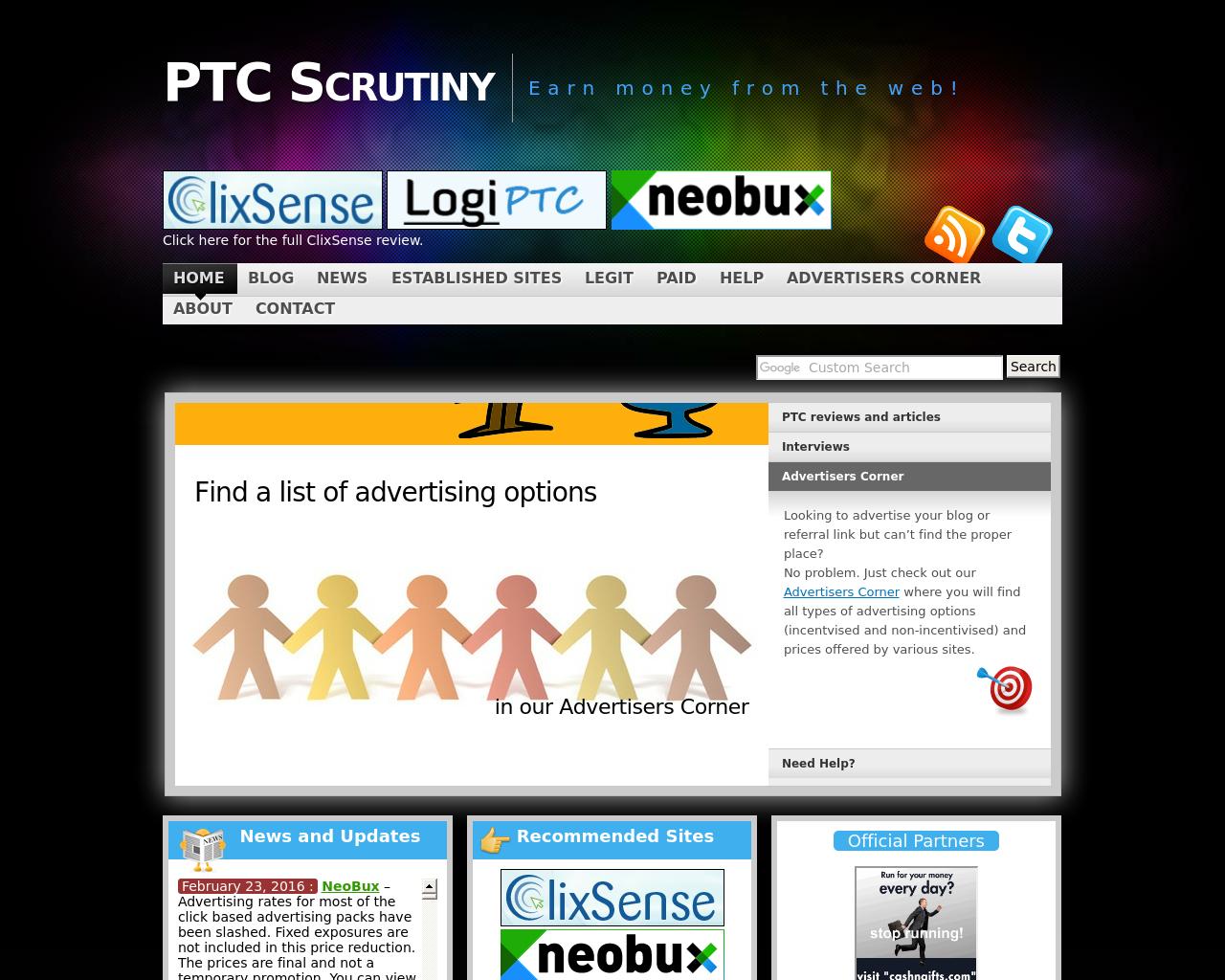 PTC-Scrutiny-Advertising-Reviews-Pricing