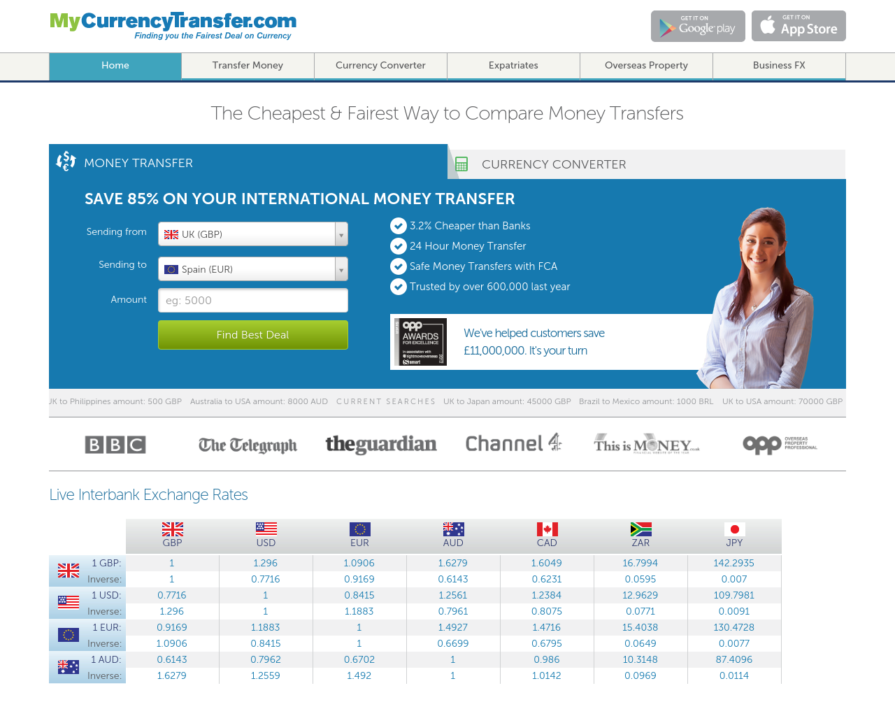 MyCurrencyTransfer.com-Advertising-Reviews-Pricing