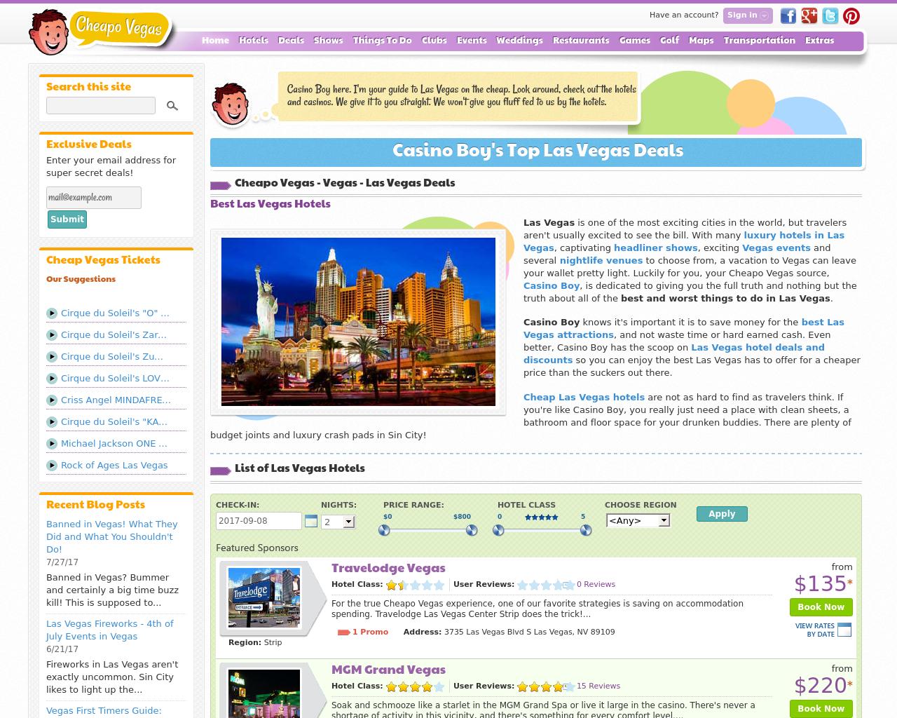 Cheapo-Vegas-Advertising-Reviews-Pricing